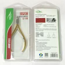 Nghia Export - Kiem Nghia Hard Steel Cuticle Nipper C118