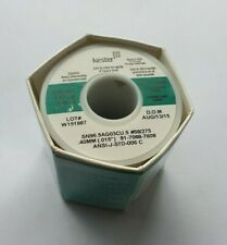 KESTER SN96.5AG03CU.5 91-7068-7608 ANSI-J-STD-006 C .40mm SOLDER WIRE (IN31S2)