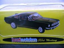 WOW EXTREMELY RARE Ford Mustang GT 1966 350H V8 Hertz Black 1:18 Jouef-Auto Art