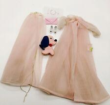 Vintage Barbie Nightie Negligee Very Nice Condition! With Free Extras!