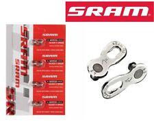 SRAM PowerLock Silver 11 Speed (4 pcs) bike cycle cycling durable
