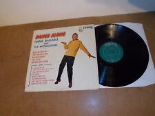 LP VINYL - HANK BALLARD - DANCE ALONG   - REGENCY 759 - CANADA