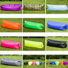 Outdoor Inflatable Sofa Air Bed Lounger Chair Sleeping Bag Mattress Seat Sports