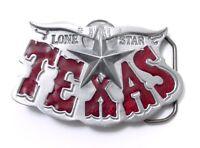 TEXAS LONE STAR BELT BUCKLE 17064 new western southwest belt buckles