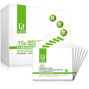 [DR. HSIEH] 35% Mandelic Acid Essence Home Peeling Brightening Pads 6pcs NEW