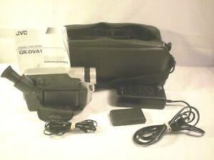 JVC Digital Cybercam GR-DVA1