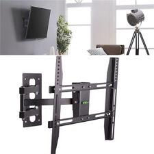 "TV Wall Mount Bracket 32 37 40 42 50"" inches Tilt and Swivel Universal Corner UK"