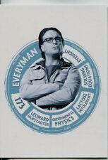 Big Bang Theory Seasons 6 & 7 Portraits Chase Card CP1 Leonard Hofstadter