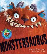 Monstersaurus!,Freedman, Claire,New Book mon0000111772
