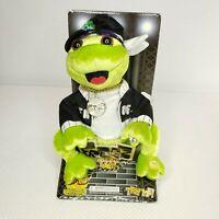 Gemmy Frogz Rock It Rap It Ribbit Hip Hop Frog Plush Plays In Da Club 50 Cent