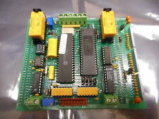 WATKINS JOHNSON 967856-000 WJ998,ANALOG ALARM CONTROLLER PCB ASSLY