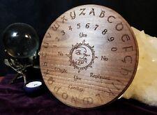 "Sun / Moon Pendulum Board - Walnut - 9"""