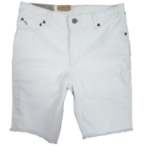 Polo Ralph Lauren Boy's Denim The Slouch 100% Cotton Jean Shorts
