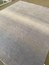 Large Modern Spectacular Hand Made Area Rug Gabbeh New Nomadic Gray 10' X 14'