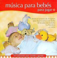 Musica Para Bebes-Para Jugar : Musica Para Bebes: Para Jugar CD
