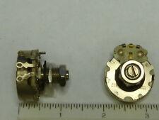 Potentiometer 100K 100,000 ohms  2 W carbon comp CTS (5 Pieces)