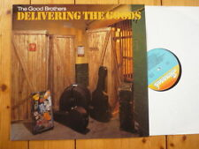 THE GOOD BROTHERS Delivering The Goods LP 1987