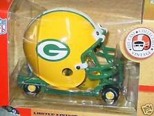 NFL 2004 Side Line Car, Green Bay Packers, New