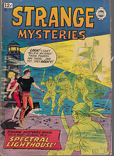 STRANGE MYSTERIES #17 - SUPER COMICS - 1964