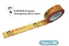 Shinzi Katoh Masking tape 15 mm - Betty 1