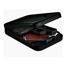 Portable Secure Handgun Safe Pistol Lock Box Cash Jewelry Security Hunting Gun