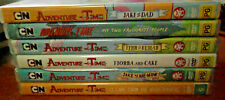 6 x Adventure Time DVDs - Jake The Dad/Favourite People/Finn The Human ++