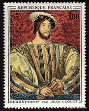 FRANCE - Yvert 1518 - TABLEAU PEINTURE FRANCOIS 1° -Timbre  neuf**