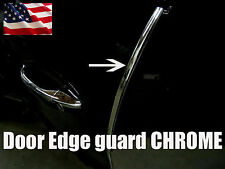 4pcs CHROME Door Edge Guard Trim Molding Car Truck Suv MITSUBISHI4CG
