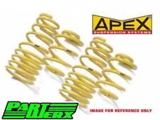 Honda Civic III incl. CRX excl. VTEC APEX Suspension Lowering Springs Lowers ...