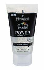 Schwarzkopf Pro Styling Power INVISIBLE Gel No Alcohol 150ml