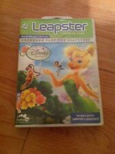Brand New Leapster Learning Game Disney Fairies