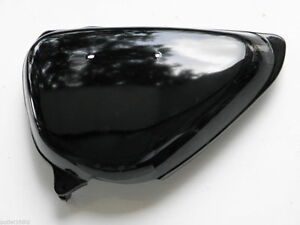 New HONDA CL100 CL 1972-73 CB 100 CL125 S CB125S CB100 Side Frame Cover Black LH
