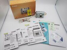 Canon PowerShot A530 5.0 MP Digital Camera in box