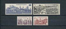Czechoslovakia  1443-7 MNH, Tourist Year, 1967