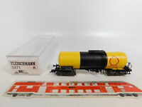 CI921-0,5# Fleischmann H0/DC 5471 K Kesselwagen Shell 077 4 150-5 DB, s.g.+OVP