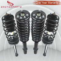 172518-37315 Front /& Rear Loaded Complete Strut Assembly Shock Absorber Kit 4Pcs fit for 2008-2012 Buick Enclave,2009-2012 Chevy Traverse,2007-2012 GMC Acadia,2007-2010 Saturn Outlook