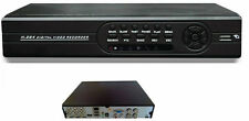 DVR REGISTRATORE VIDEOSORVEGLIANZA 4 CANALI H.264 5504F con porta LAN, USB, VGA