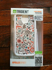 Trident Samsung Galaxy S IV protective phone case interchangeable Apollo series