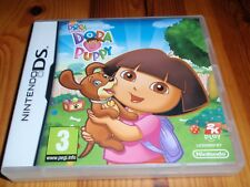 Dora Puppy for Nintendo DS,Lite,DSi & 3DS