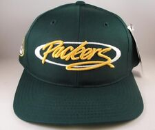 Green Bay Packers NFL Vintage Snapback Cap Hat Annco Green