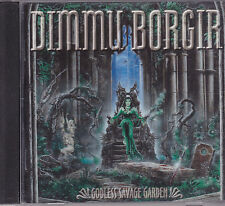 Dimmu Borgir-Godless Savage Garden cd album