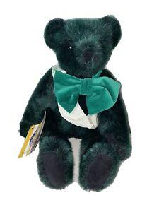 Vermont Teddy Bear Happy St. Patrick Day Bow tie NWT