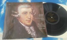 ORYX 1740-1 Haydn:- Six Divertimenti Little Orchestra Leslei Jones Vol 1 & 2 2LP