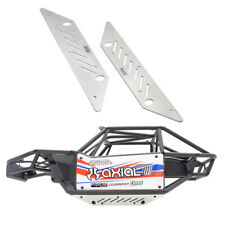 KYX Stainless Steel Axial Capra Metal Chassis Guard Body Fender 1.9 UTB