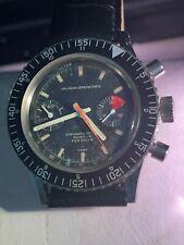 CIRCA 1960-1969 NIVADA GRENCHEN CHRONOMASTER AVIATOR SEA DIVER  CAL VALJOUX 23
