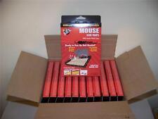 Case Lot Of 96 Mice Mouse Sticky Glue Traps Trays