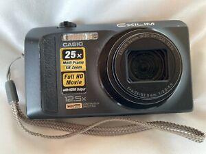 Casio Exilim EX-ZR100 Highspeed-Digitalkamera
