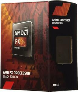 AMD FX-8120 Zambezi Octa-Core 3.1GHz (4.0 GHz Turbo) AM3+ 125W Desktop Processor