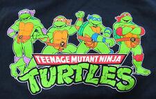 TMNT Teenage Mutant Ninja Turtles XL T-Shirt Navy Blue Tee
