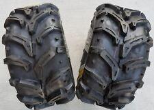 2 - 22x11-10 SWAMP WITCH ATV TIRES 1 PAIR DS7921 22x11.00-10 22/11-10